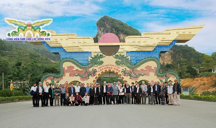 Lạc Hồng Viên xứng đáng là một trong những Công viên nghĩa trang đẹp nhất Việt Nam
