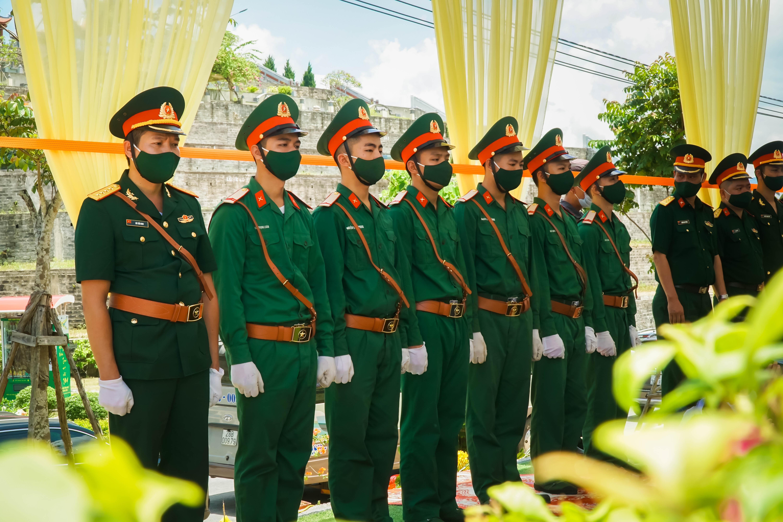Lễ An táng nguyên Bí thư Tỉnh uỷ Hoà Bình Hoàng Việt Cường tại Lạc Hồng Viên