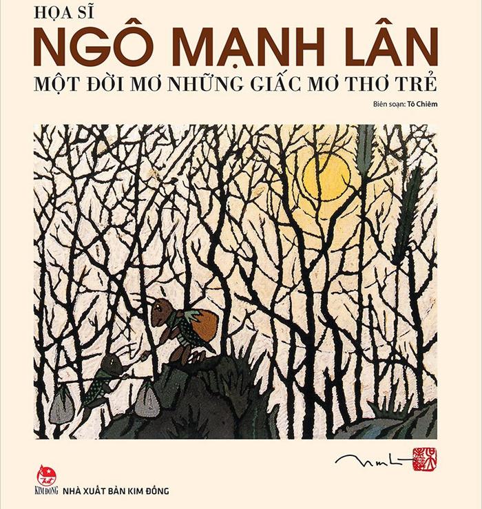 Những ấn tượng không quên về NSND - họa sĩ Ngô Mạnh Lân -0